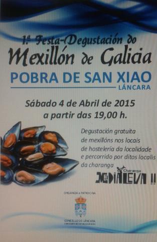 1ª Festa-Degustación do Mexillón de Galicia