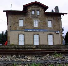 Antiga Estación de Tren